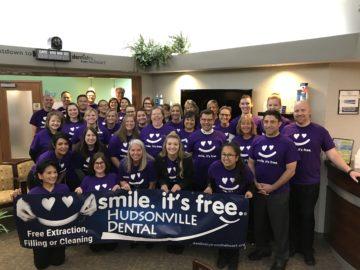 Hudsonville Dental Team