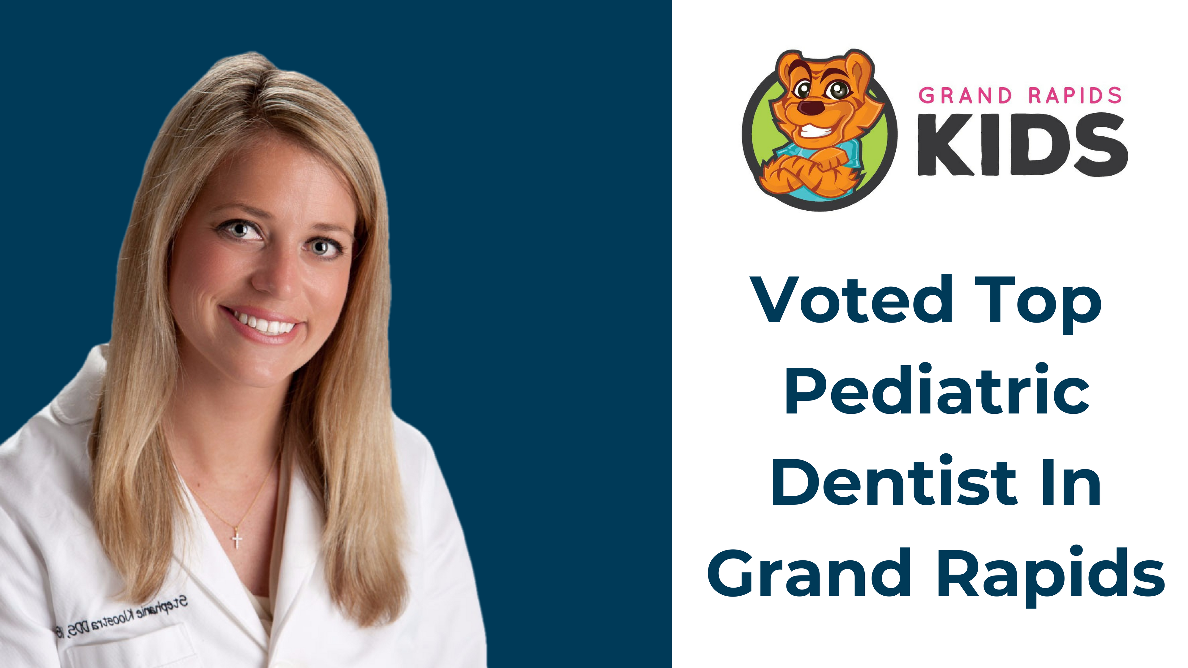 Pediatric Dentist Grand Rapids